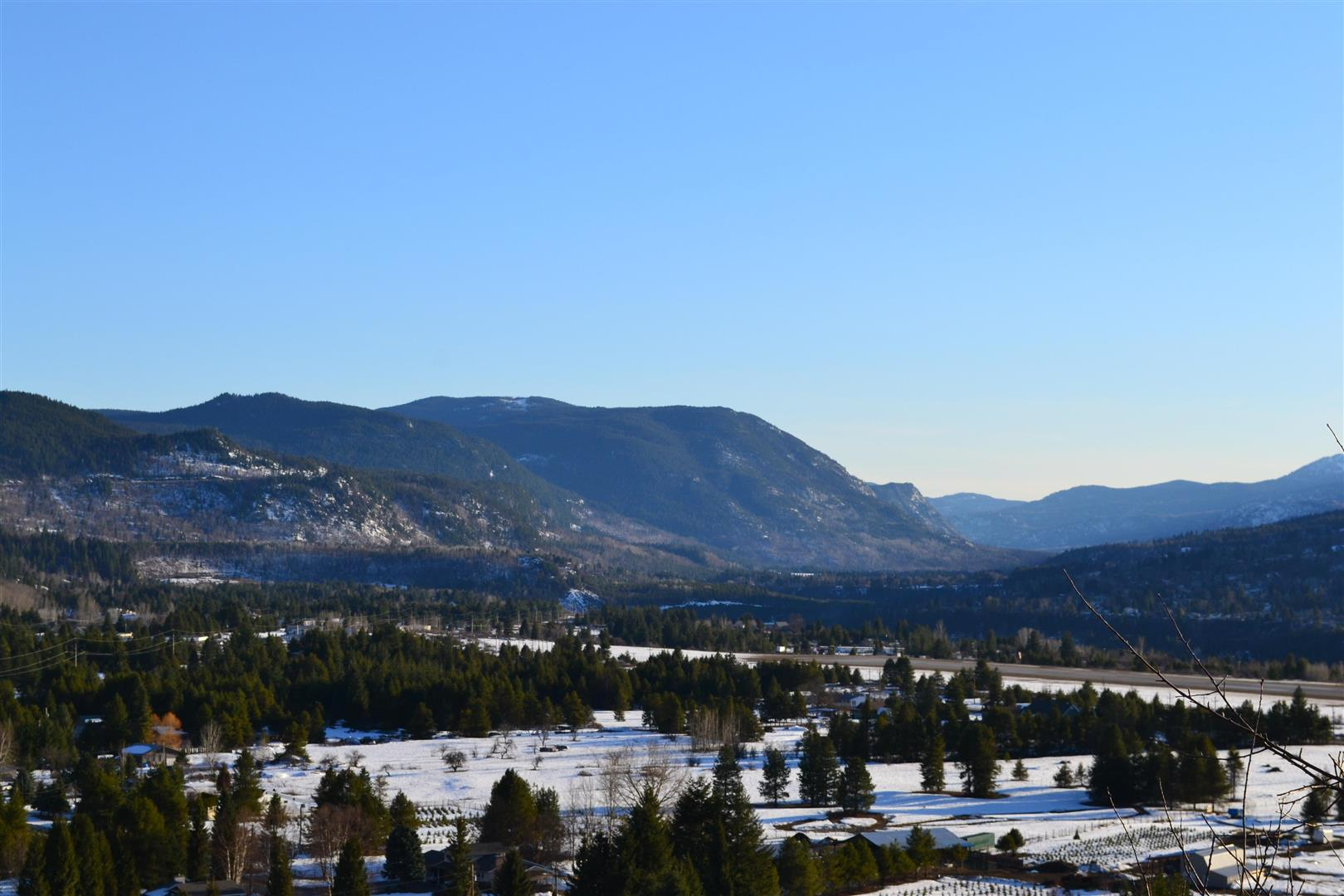 image of Kootenay Valley mountain view IV, Castlegar, BC